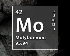 Molybdenum reduction in nature