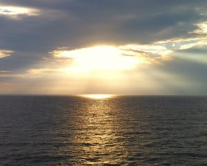Oxygenation of the Earth's oceans